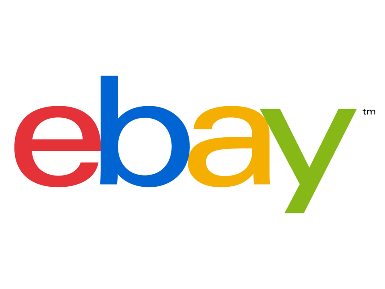 eBay, logo, new, new eBay logo