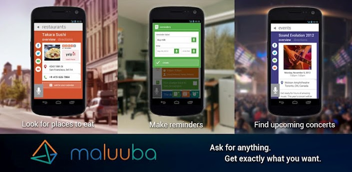 Maluuba Launches Voice-enabled 'Do Engine' for Android Worldwide