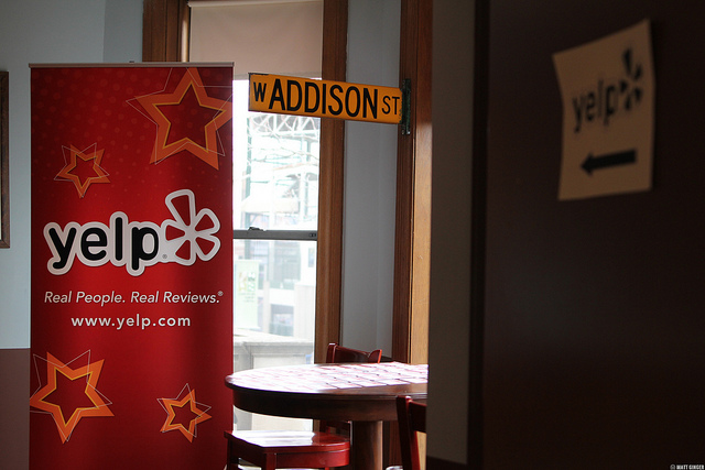 Yelp Adds Message Alerts To Protect Consumers Against Fake, Purchased Reviews