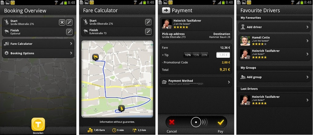 World's Largest Taxi Booking App Launches In U.S.