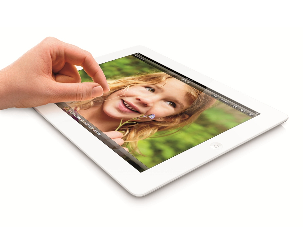 iPad 4, fourth-generation iPad, Apple, announcement,