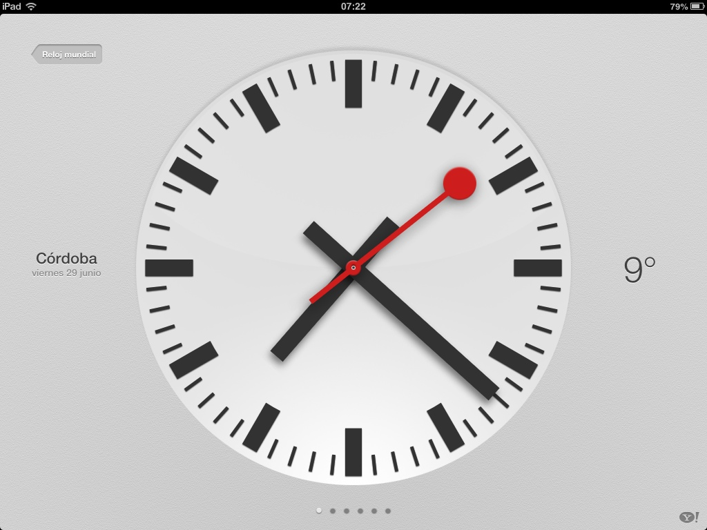 Apple, Clock, Swiss Federal Railways