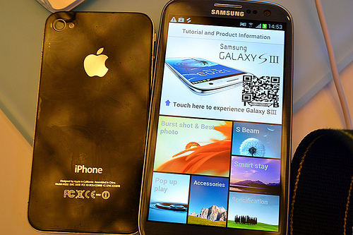 Samsung's Phones and Google's Android OS Tops U.S. Mobile Subscriber Market