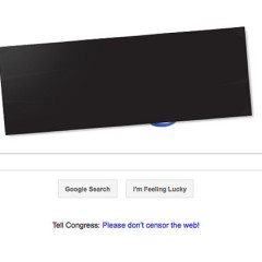 Google 'Take Action' Backs the Free and Open Internet