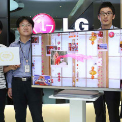 LG Cooking Up webOS Smart TV With Gram