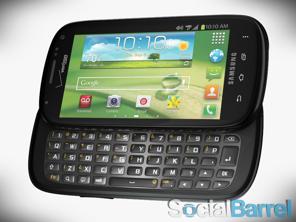 Galaxy Stratosphere II, Verizon, price and specifications,