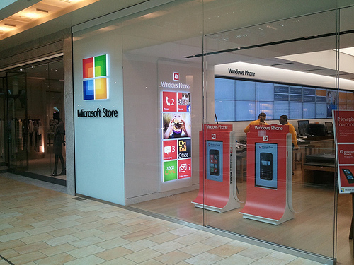 Microsoft Mulls Over First Flagship Store in Europe
