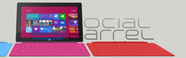 Why Microsoft Surface With Windows RT Tablets Are 13GB Short Of Storage Space