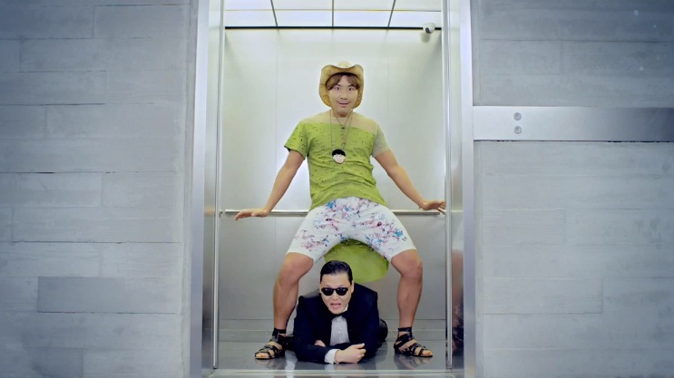 PSY's 'Gangnam Style' Overtakes Bieber's 'Baby' as Most-Watched YouTube Video Ever