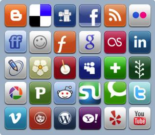 Most companies are still not using social media according to a survey. (Image: linkedmediagrp (CC) via Flickr)