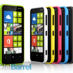 Nokia Unveils Affordable Lumia 620 Windows Phone 8