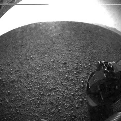 Mars Curiosity's exposure on social media was extensive, and other science-related events became popular as well for 2012. (Image: MarkGregory007 (CC) via Flickr)