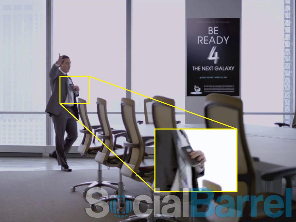 Galaxy S4, Galaxy S IV, Samsung, Easter Egg, teaser video