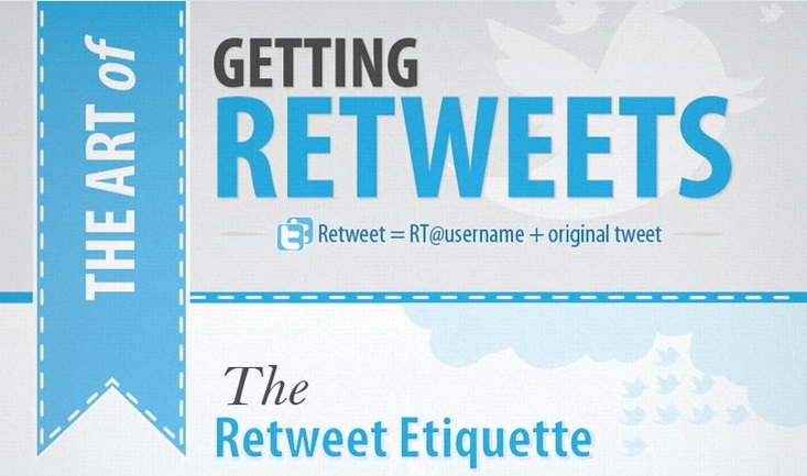 retweet 101 and the art of getting retweets