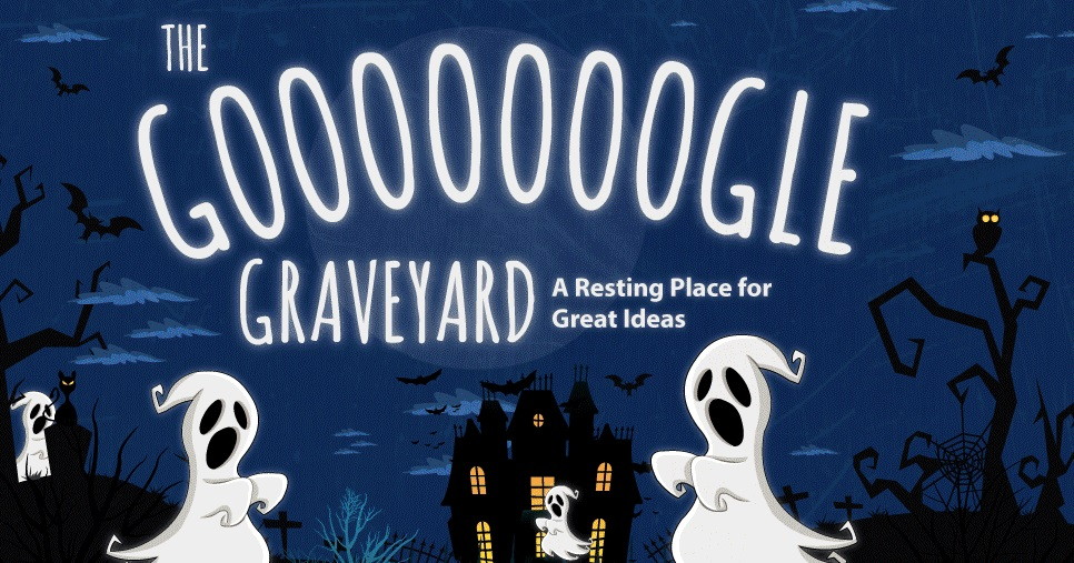 google reader in google graveyard