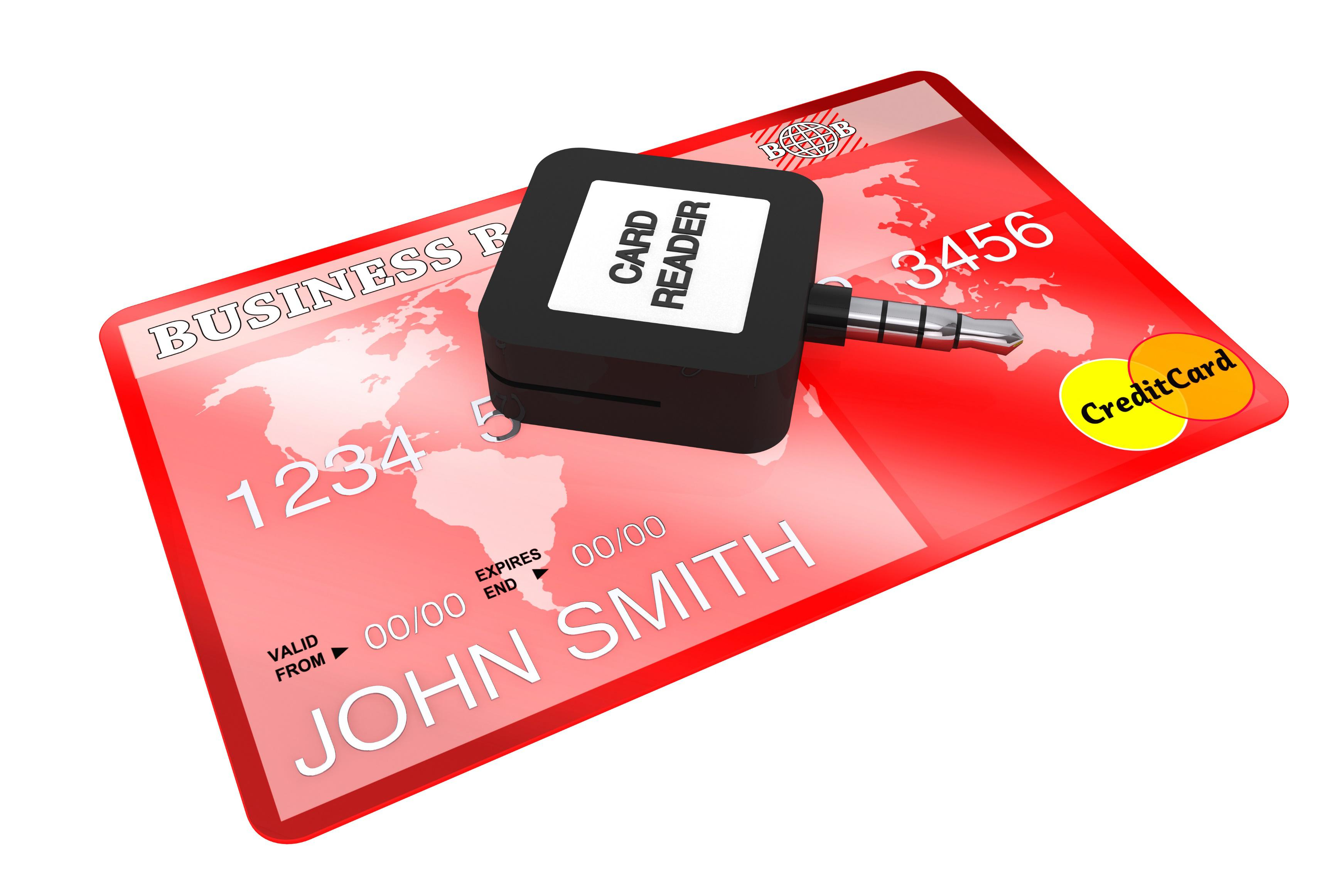 How a portable credit card reader can save your small business for Small business card reader