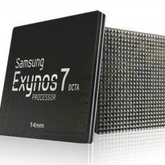 Samsung Begins Mass Production Of Industry's First 14nm Finfet Application Processors For Mobile Devices