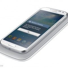 Samsung's Galaxy S6 To Support Wireless Charging
