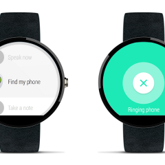 Google's Android Device Manager Now Lets You Find Your Lost Phone Using Your Android Wear Watch