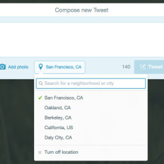 Twitter And Foursquare Collaborate To Tag Specific Location To Tweets