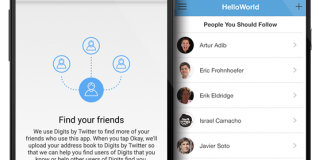 Twitter Introduces Friend-Finding And Two-Step Verification For Digits