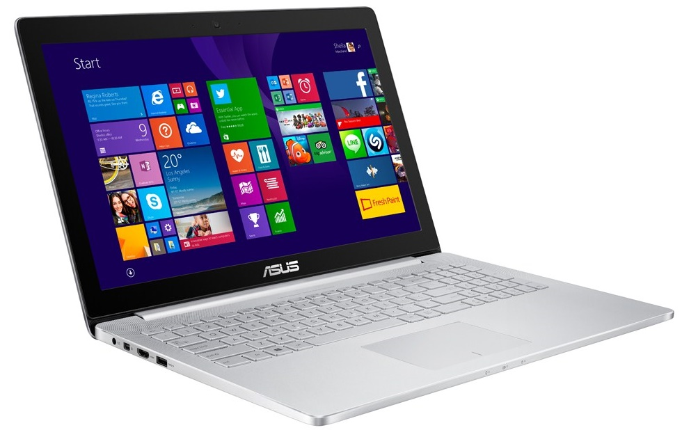 Asus Targets MacBook Pro with new ZenBook Pro Laptop