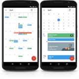 Google Brings Back Month View To Calendar For Android