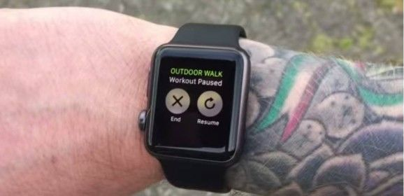 Apple Watch Has a Problem With Wrist Tattoos