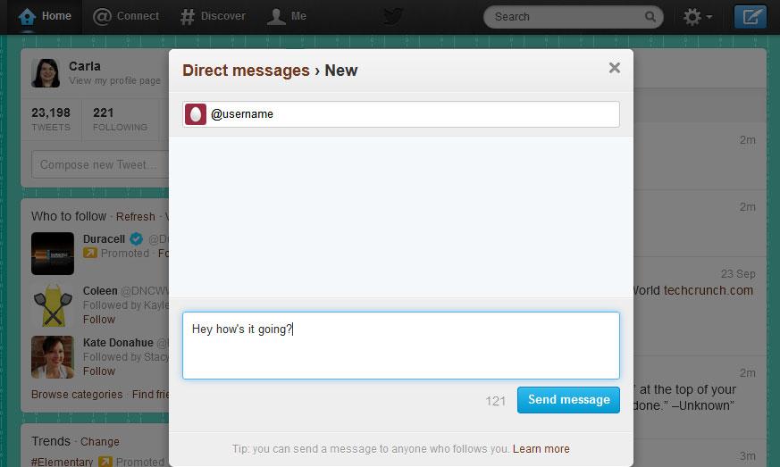 Fitur Group Direct Message (DM) & Native Video Sharing khas Twitter