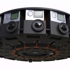 GoPro-Google Partnership on 360 Degree Cam Technology