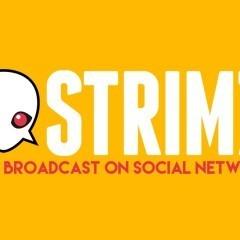 Strimz Broadcast Live on Any SocialMedia Network