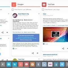 Social Monitoring with Social Searcher