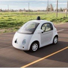 Two Door Driverless Google Car to Hit the Roads This Summer