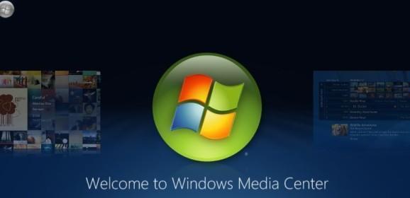 Windows Media Center is Dead