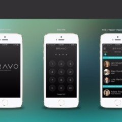 FIRST TO MARKET BRAVO TIPPING MADE EASY APP PROVIDES NON-INVASIVE WAY TO TIP ANYONE RIGHT FROM YOUR SMARTPHONE