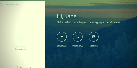 Google Hangouts Has a New Website – Better and More Intuitive