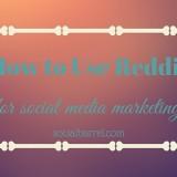 Social Media Campaign on Reddit – How?