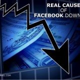 Real cause for Facebook downtime
