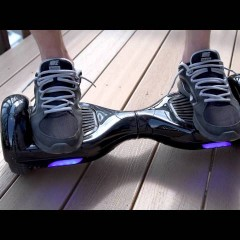 Hoverboards are Illegal in the UK