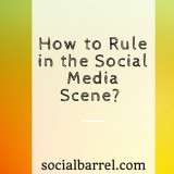 How to Rule in the Social Media Scene?