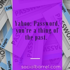 New Yahoo Mail App Removes the Need of Password