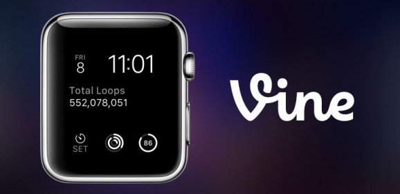 Vine for Apple Watch – Other Features Added