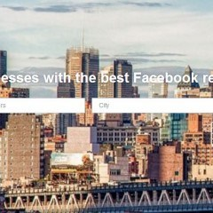 Facebook as Yelp – The Latest Service of Facebook