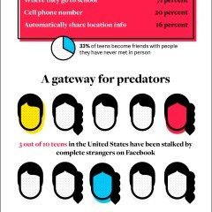 Social Media Privacy Infographic