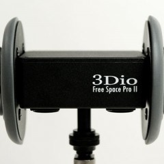 Two Ears are Better Than One: the 3Dio Free Space Pro II