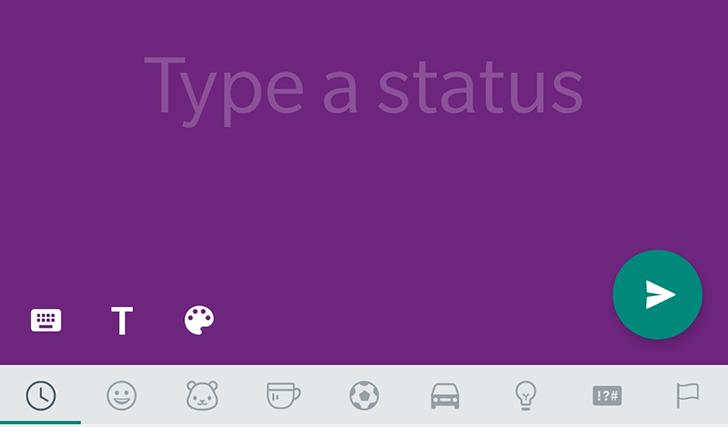 Whatsapp Beta Version 217291 Brings Facebook Like Colored