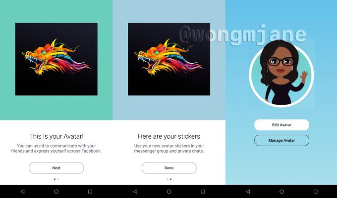 Unreleased Facebook Avatars copy Snapchat Bitmoji