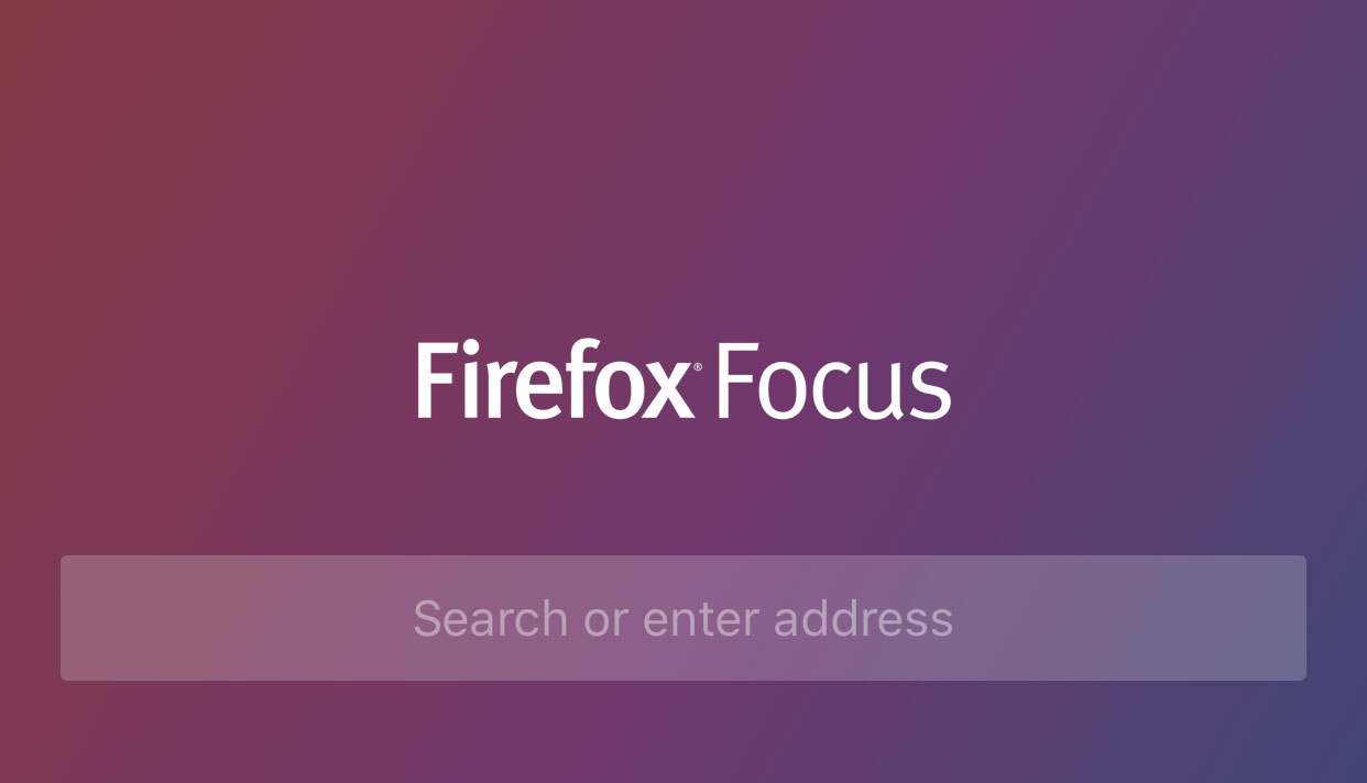 Firefox Focus updated with Enhanced Tracking Protection and Google's