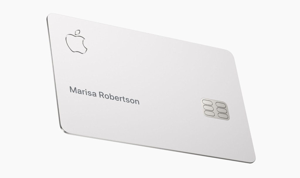 """Apple debuts a new credit card called """"Apple Card"""""""