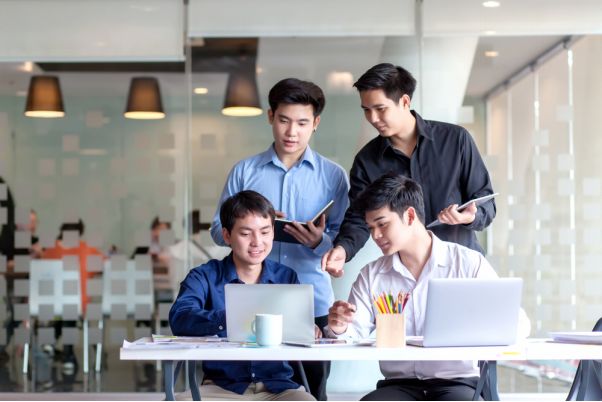 Coworking Space In Singapore - The Game Changer For Startups